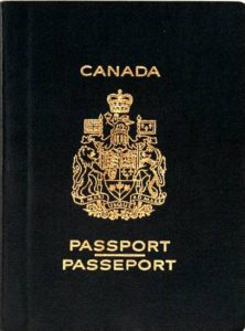 Canadian Passport Application Support